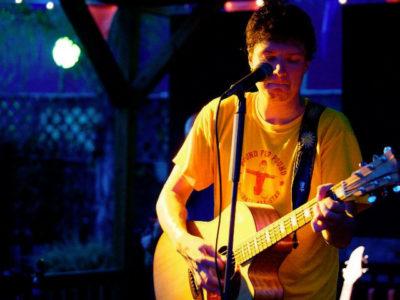 Brian Spotts Solo Acoustic Open Mic Nite